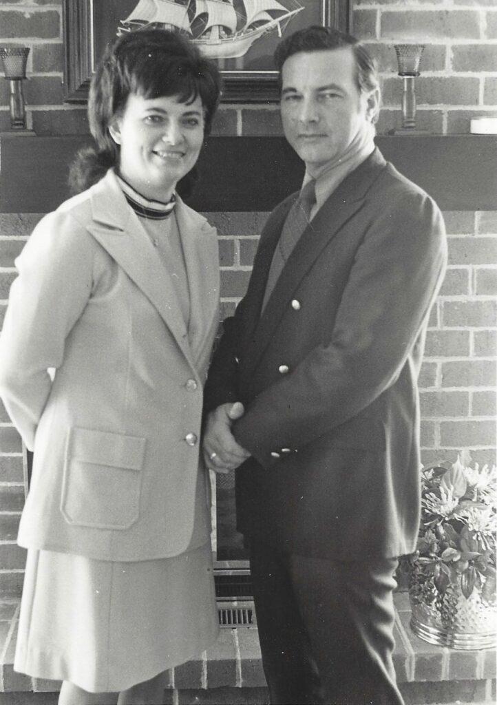 Jerry & Lois Baker