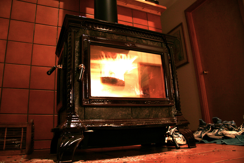 Wood Burning Stove Safety Tips