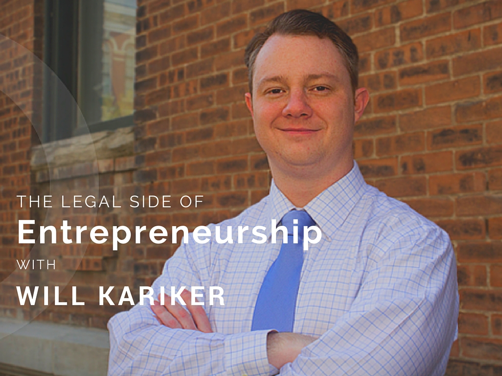 The Legal Side of Entrepreneurship