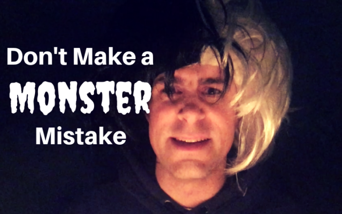 Monster Mistake